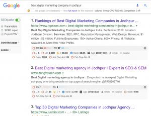 SEO Company in Jodhpur