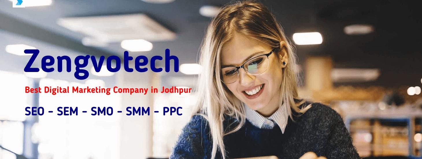 Zengvotech Best Digital Marketing Company in Jodhpur city