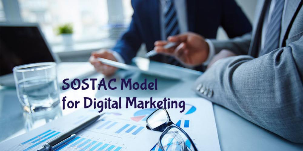 SOSTAC Model for Digital Marketing